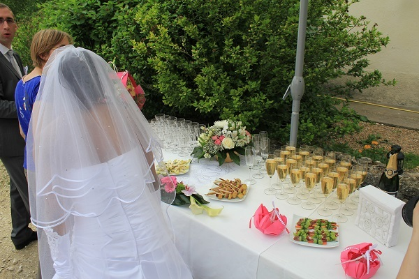 mariage en gite